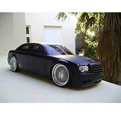 300c Dub Style Tuning Norev Chrysler Miniature 118