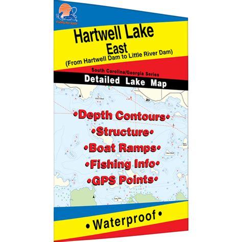 west marine sc fishing spots hartwell lake east fishing map west marine