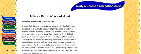 Parent Letter Science Fair Project Tech Coach Science Fairs Information And Exles
