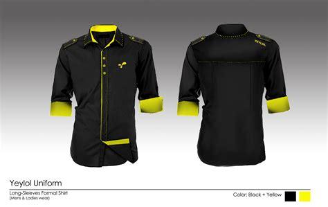design a jersey shirt corporate uniform design on behance