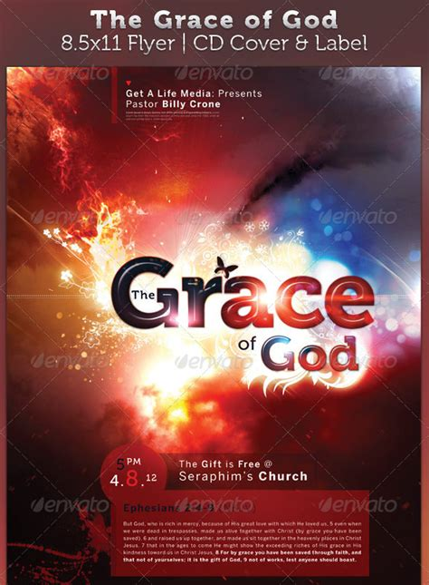 32 best church flyer templates wakaboom
