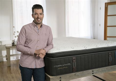 jonathan scott mattress stearns foster teams up with home design expert jonathan