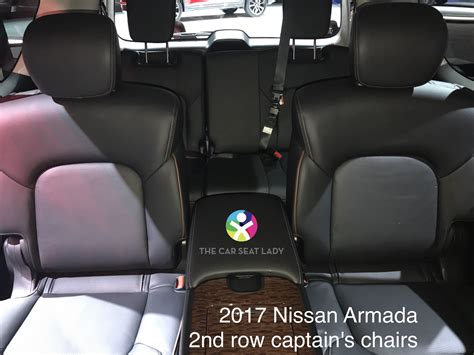 2017 nissan armada third row the car seat lady nissan armada