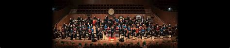 new year song orchestra muhai tang conducts the shanghai orchestra in a