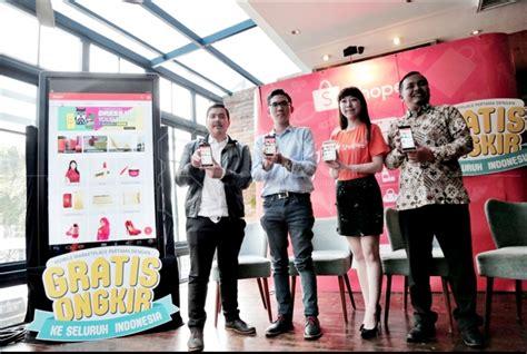 bagi bagi voucher gratis ongkos kirim seluruh indonesia shopee indonesia beri layanan gratis ongkos kirim ke
