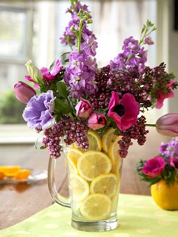 187 easy diy floral arranging tips how to use fruit in your diy flower arrangements