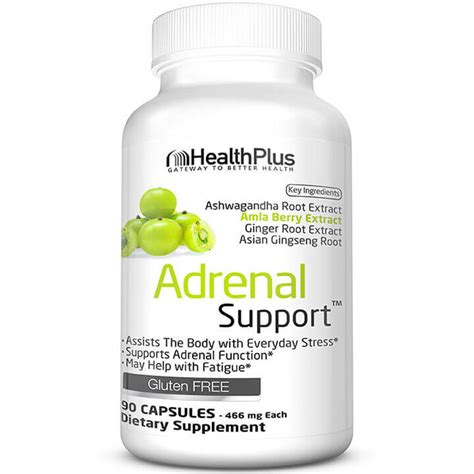 Adrenal Detox Supplements by Adrenal Cleanse Adrenal Cleansing 90 Caps From Health