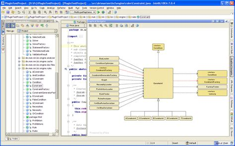 create class diagram from java code how to generate uml diagrams from java code in intellij