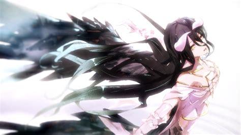imagenes anime overlord albedo overlord wallpaper wallpapersafari
