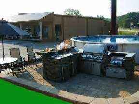 outdoor kitchen grill d s furniture