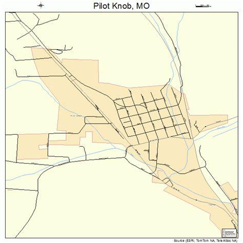 Pilot Knob Mo pilot knob missouri map 2957656