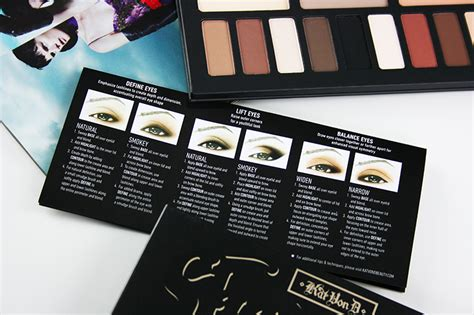 D Shade Light Eye Palette the best matte eyeshadow palette d shade light