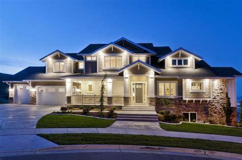 inviting american craftsman home exterior design ideas