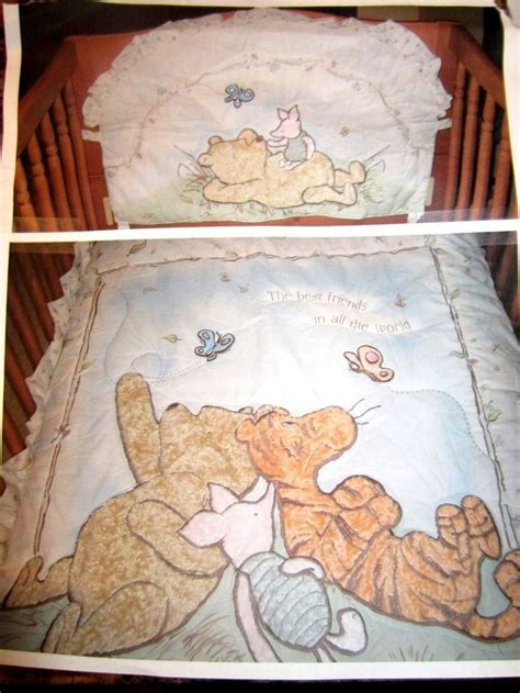 Classic Winnie The Pooh Crib Bedding 17 Best Images About Winnie The Pooh On Books Baby Rooms And Ad