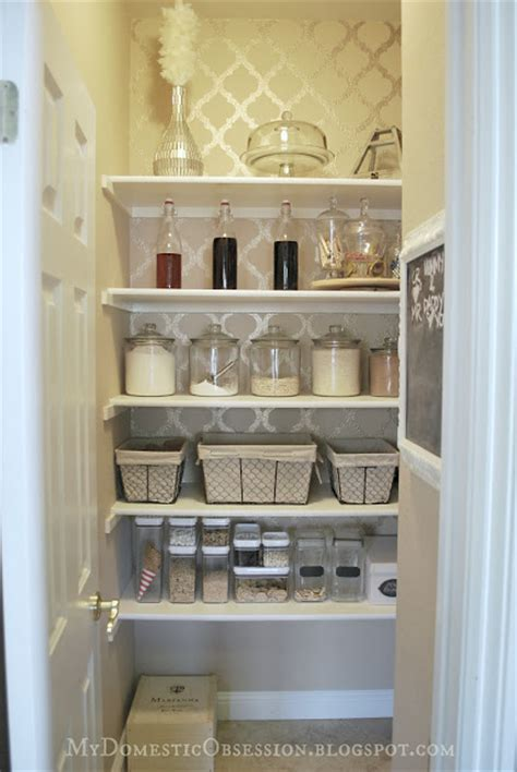 Pantry Makeover by Keeping It Simple Motivate Me Monday 143