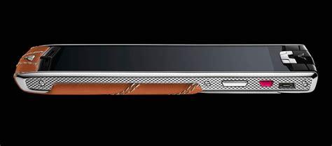 vertu bentley price vertu for bentley limited edition luxury smartphone