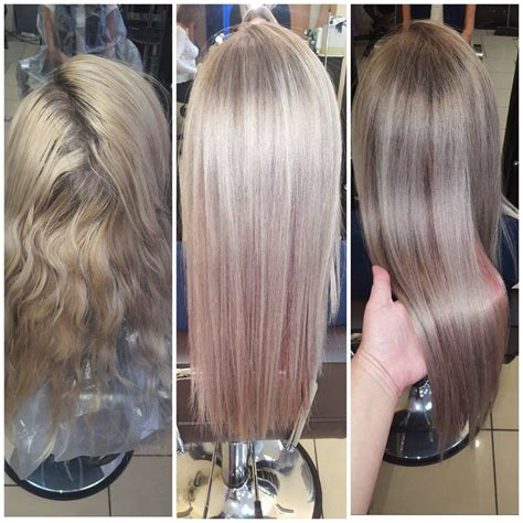 clear hair color matrix 8a 8v clear 2 7 10v