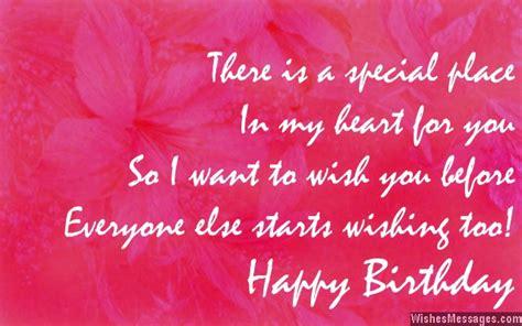 Happy Advance Birthday Wishes Advance Happy Birthday Wishes Ecards