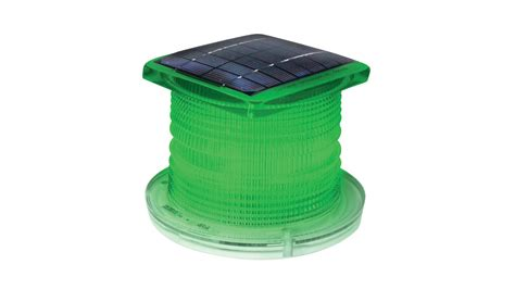 self contained solar powered strobe light solar powered self contained led aviation light