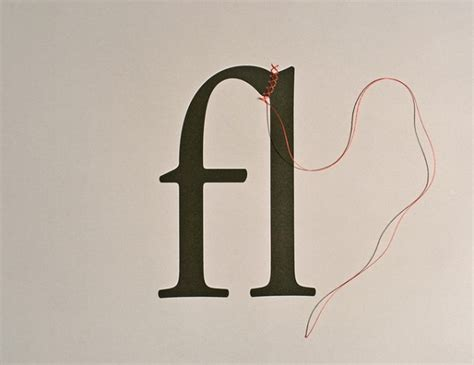 typography ligature how to create a ligature colossal