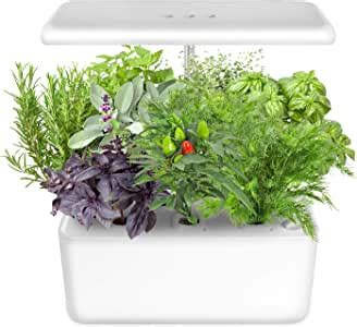 amazoncom indoor gardening kit hydroponics growing