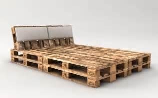 bett aus europaletten 140x200 palettenbett bauen ganz einfach hier 2 praktische