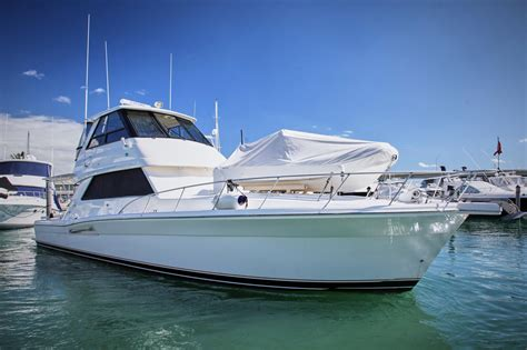 used sport fishing boats for sale florida 2003 used riviera sport fishing sports fishing boat for