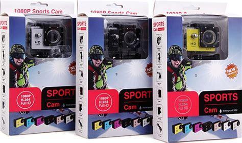 Sportcam Non Wifi Hitam jual sportcam sj4000 wifi toya