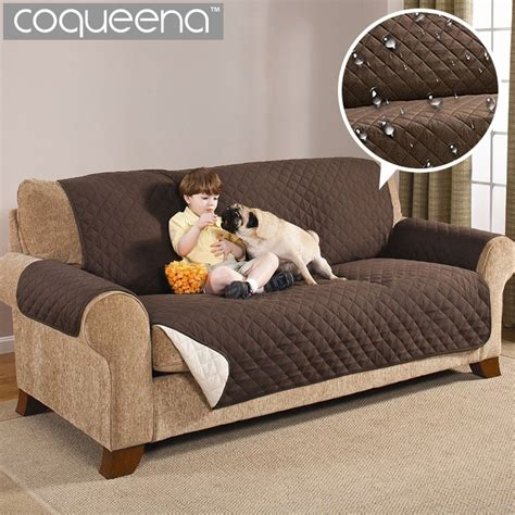 waterproof quilted sofa couch covers cloak furniture protector  armchair loveseat sofa chair