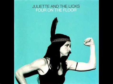 Im To See Juliette The Licks by Juliette And The Licks Listen