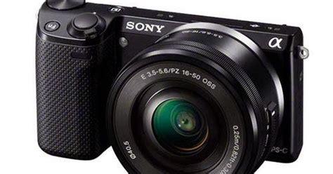 Kamera Mirrorless Sony Nex 5t review dan harga kamera sony nex 5t mirrorless terbaik