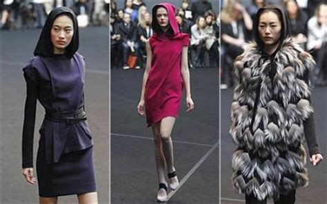 Roland Mourets Catwalk Comeback With Rm by Rm By The Designer Roland Mouret Autumn Winter 2010 11
