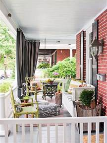 Porch Curtains Ideas 15 Dreamy Covered Porches Four Generations One Roof