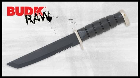 serrated bowie knife war serrated tanto bowie knife and molded sheath