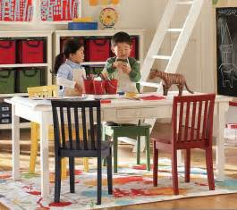 carolina craft table traditional tables and