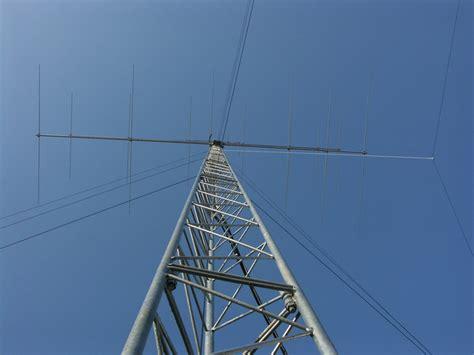 traliccio antenna traliccio da 21 metri angelucci iz1dnj i1wqrlinkradio