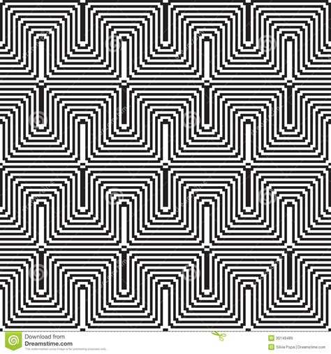 pattern line black white pattern with line black and white in zigzag royalty free
