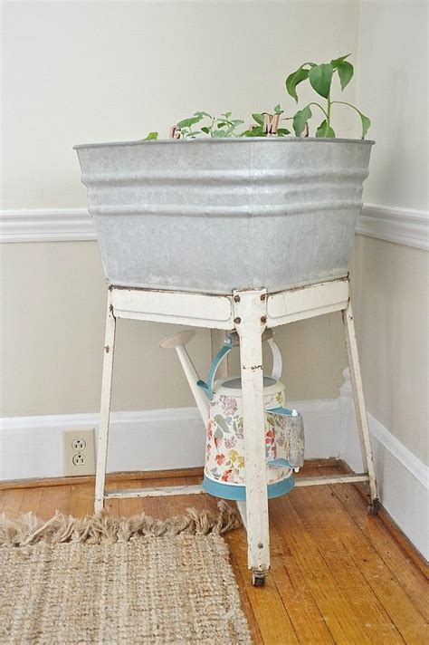 Small Garden Tub Best 20 Wash Tubs Ideas On Country Garden