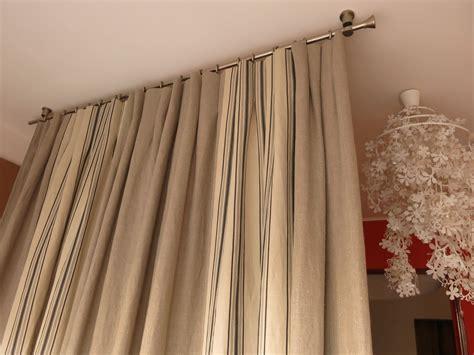 Tringle Au Plafond by Tringles A Rideaux Pour Plafond