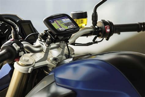 Motorrad Gps Touren by Bmw Motorrad Pr 228 Sentiert Den Navigator