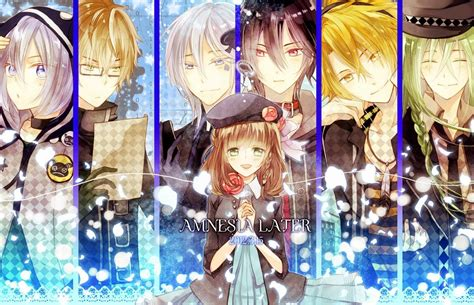 anime amnesia jk s wing amnesia anime review