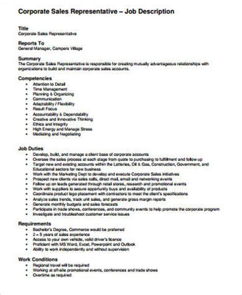 sales rep description doc sle cover letter for sales position best sales cover letter