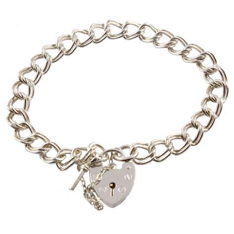 charm school uk gt silver charm bracelets gt chunky 925