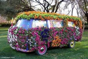 Dallas Florist Flower Child Van Pictures Photos And Images For Facebook Pinterest And Twitter