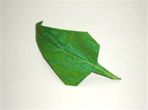 Origami Pot Leaf - origami cannabis leaf instructionsorigami cannabis leaf