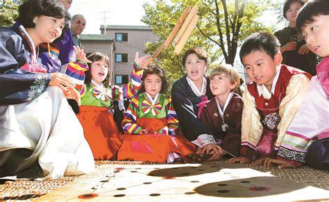 does korea celebrate new year celebrate the korean lunar new year the korea daily