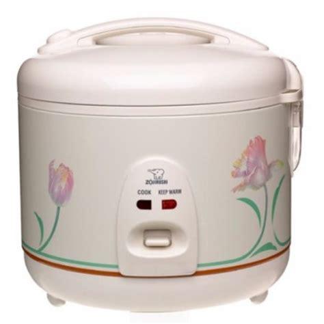 Rice Cooker Merk Zojirushi zojirushi ns rnc10 automatic 5 1 2 cup uncooked rice cooker and warmer walmart