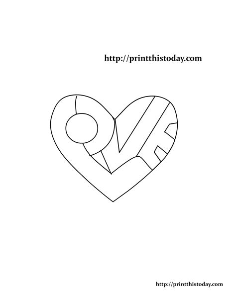 printable coloring pages love printable coloring quotes love quotesgram