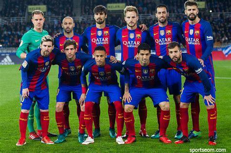 barcelona players football first team news official fc barcelona