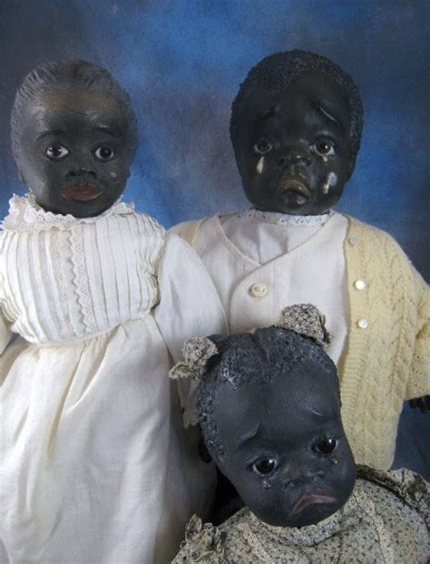black doll history black doll collecting moments in black doll history leo